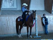 AQHA Rookie Trail